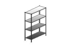 Fabricacion y venta de muebles y equipo de acero inoxidable for Medidas de anaqueles de cocina
