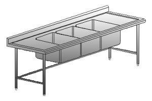 Fabricacion y venta de muebles y equipo de acero inoxidable for Valor cocina industrial